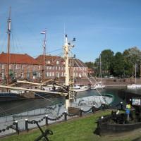 Mudderboot Hooksiel Alter Hafen Hooksiel 2013