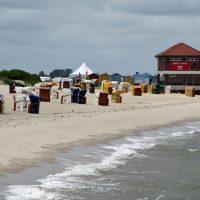 Ein Strandkorb für Haus Antje